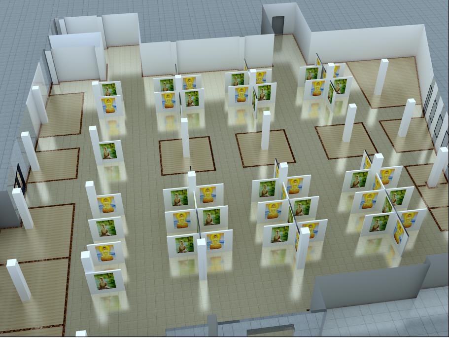 3D规划图